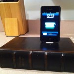 DIY iPhone Dock