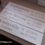 Oh The Places You Will GO! Longitude and Latitude Signs
