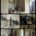 Home Tour – Upstairs Hallway & Nook
