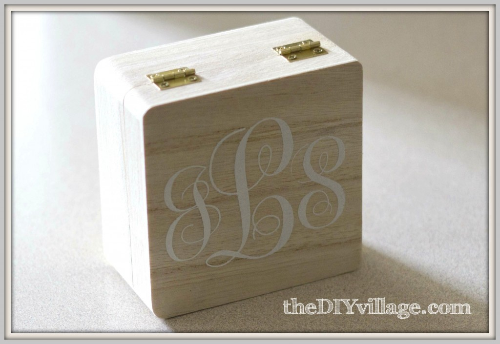 Gift Idea by: theDIYvillage.com