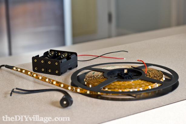 tealight lantern goes cordless led ikea hack the diy. Black Bedroom Furniture Sets. Home Design Ideas