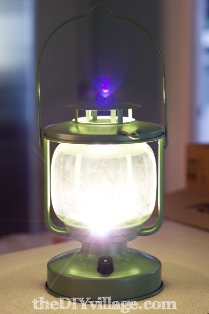 Tealight Lantern Goes Cordless & LED (IKEA Hack) - the DIY village