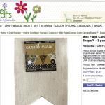 Consumer Crafts Back to Basics
