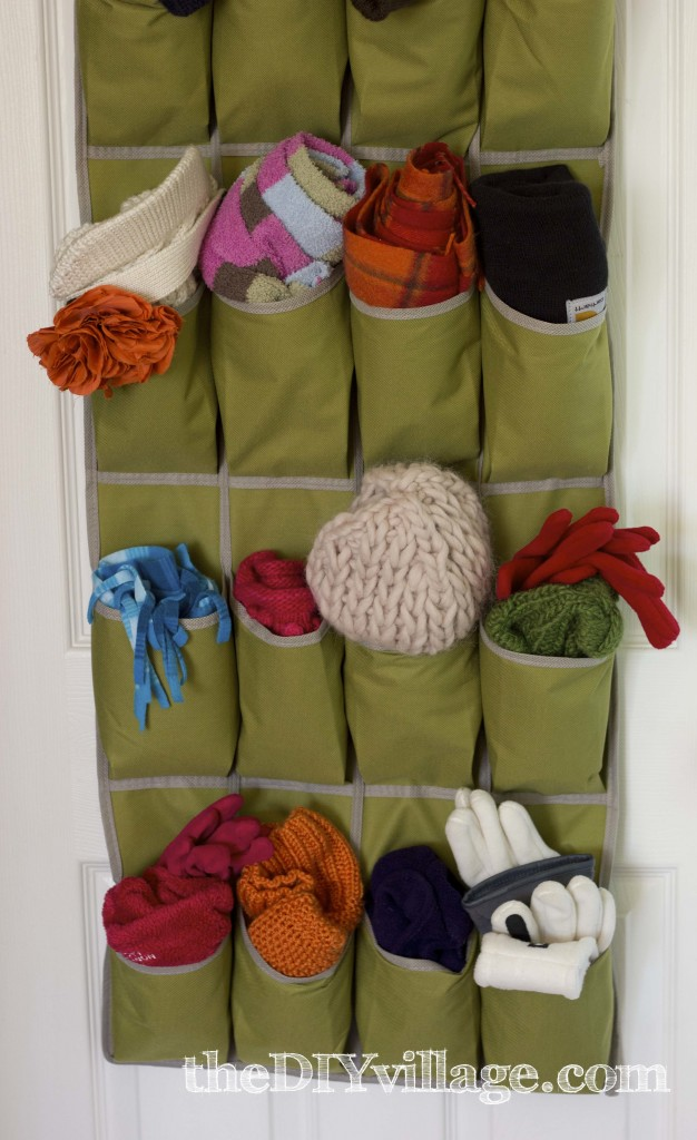 Storage Ideas by: theDIYvillage.com