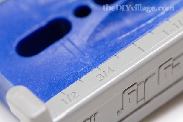 How To Use A Kreg Jig Jr The Diy Village