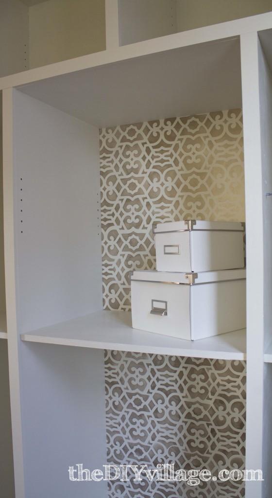Kitchen Pantry Update Royal Design Studio Stencil Review