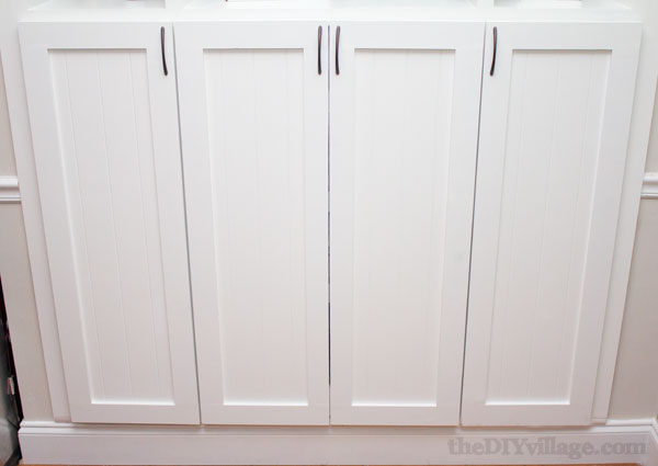 building a pantry cabinet | Custom Kitchen Pantry Reveal - The DIY Village