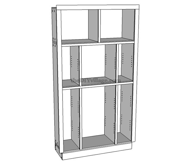 Build A Pantry Part 1 Cabinet Plans Included