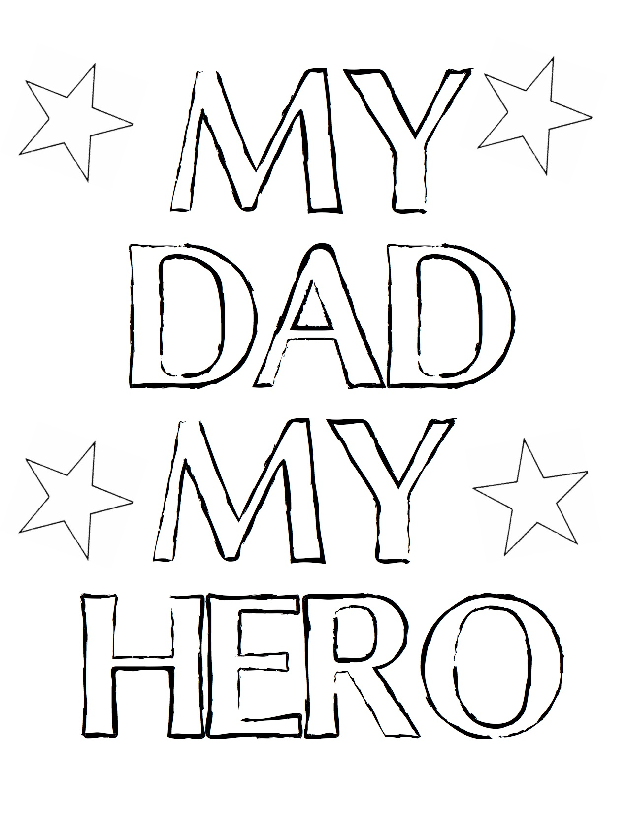 This is a picture of Sizzling Fathers Day Printables