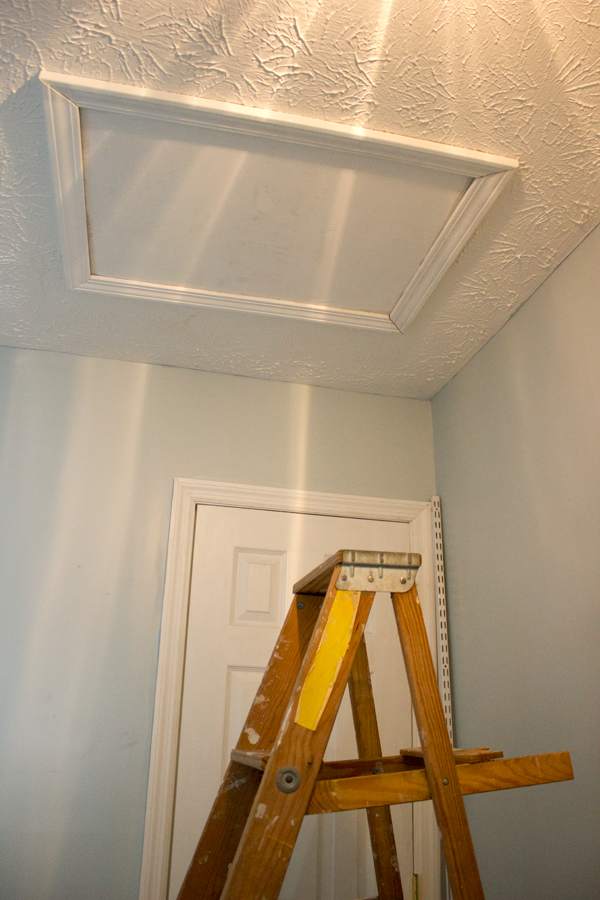 How To Install A Attic Ladder In A Hallway Droughtrelief Org
