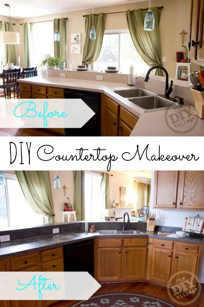 Countertop Makeover : love the overall look of the countertop makeover kit and am glad ...
