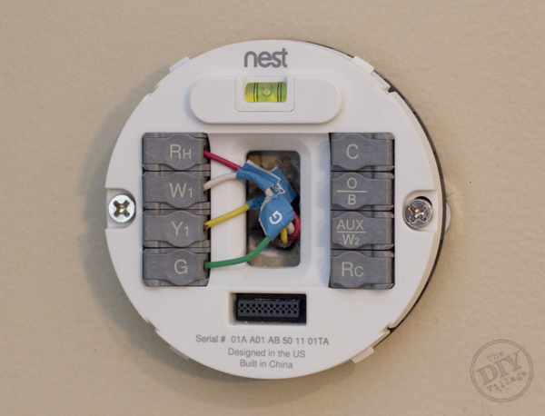 Smart Thermostat Wiring