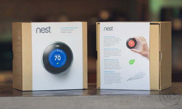 The Energy Efficient Smart Thermostat