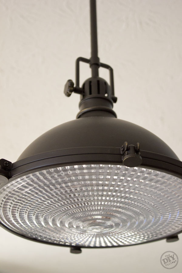 Kichler Pendant Light Lens