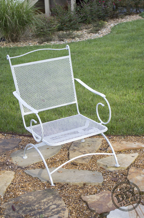 Awesome How to Re finish Rusted Patio Furniture