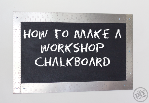 Workshop-Chalkboard-Tutorial