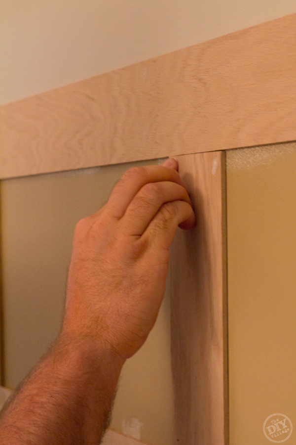 Wood Filling Board and Batten