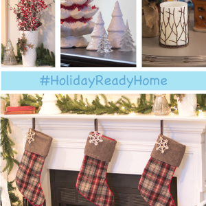 Getting your home ready for the holidays. #lowes #holidayreadyhome