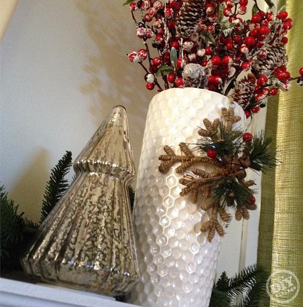 Allen+Roth Vase