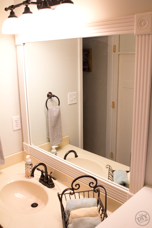 Painted Mirror Molding