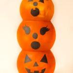 Dollar Tree Pumpkin Luminaries