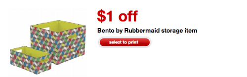 Bento By Rubbermaid Coupon