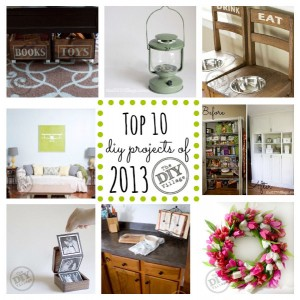 10 great DIY projects!
