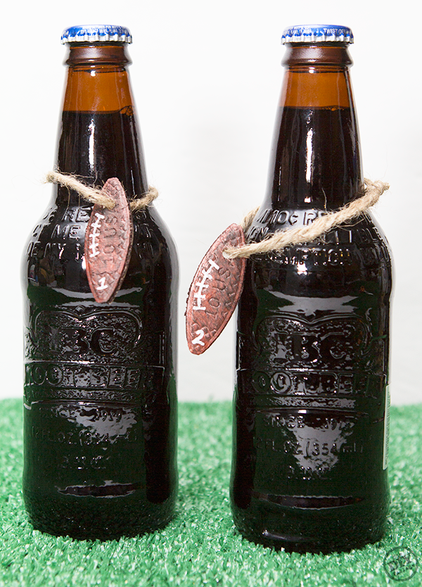 Sports Themed Bottle Markers