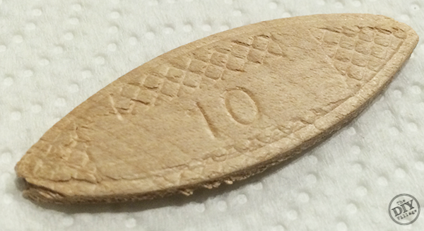 Plate Joining Biscuits