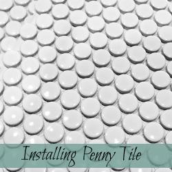 Installing-Penny-Tile