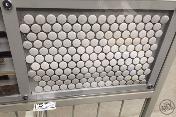 Lowes Penny Tile