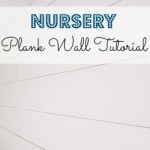 Nursery Plank Wall