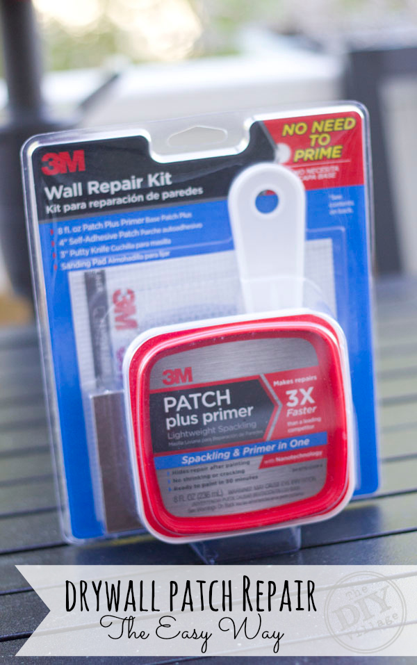 3m patch plus primer directions