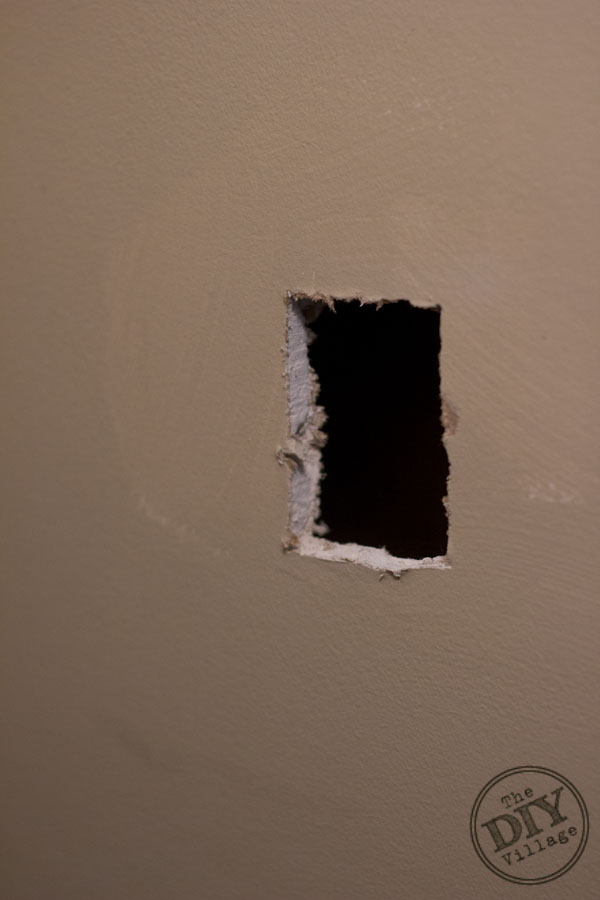 Drywall Patch Repair The Easy Way The Diy Village