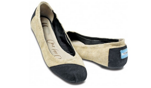 Toms Alessandra Ballet Flats - Mother's day gift ideas