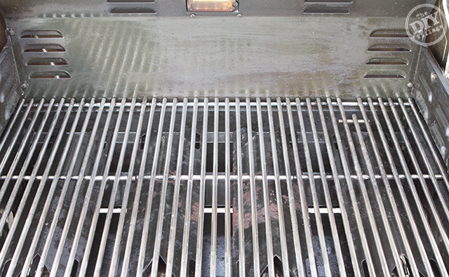 Grill-After-Cleaning