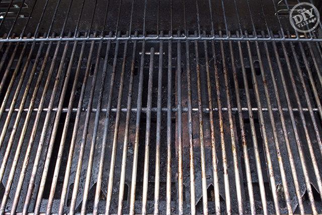 Grill-Before-Cleaning