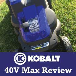Kobalt 40V Max Outdoor Power Equipment Review