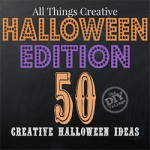Over 50 creative ideas for Halloween!