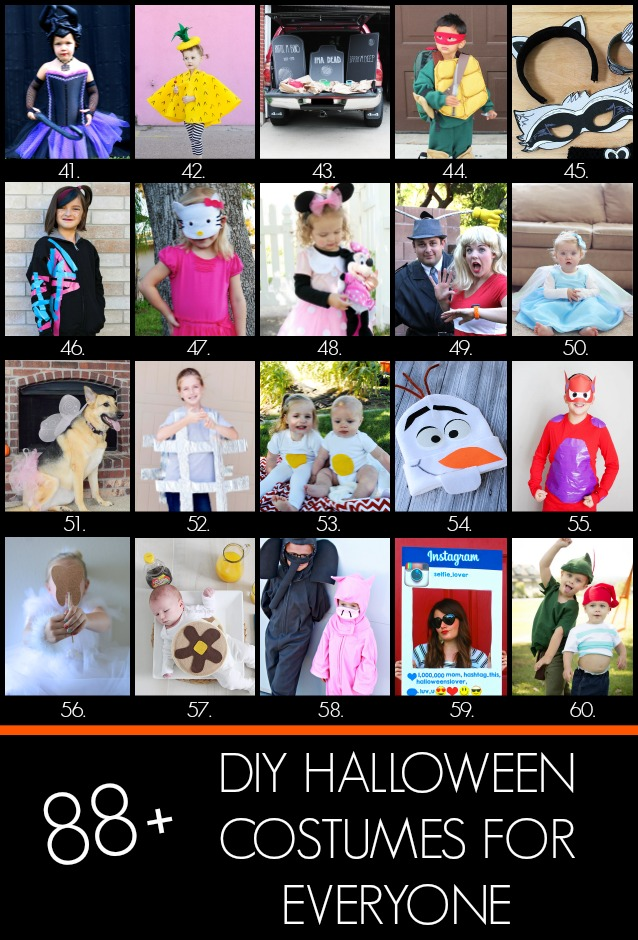 80+ Handmade Costume Ideas