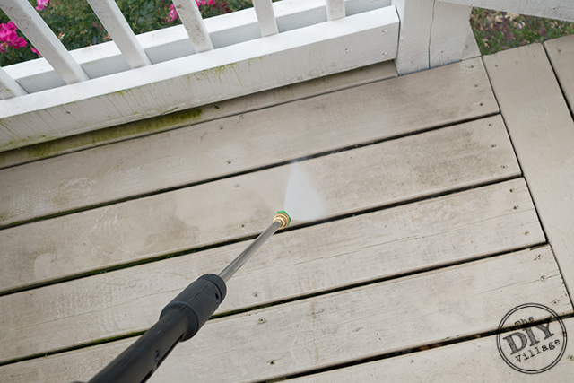 Pressure-Washing-Deck-Surface
