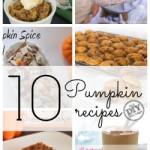 Pumpkin Recipes sq