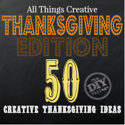 Preparing for Thanksgiving in your home can be stressful. Let us take that stress away by giving you everything you need in one spot. Thanksgiving decor, projects, and foods all in one place!