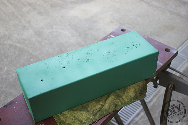 Drainage holes are important for allowing excess water to run out of the planter on your living wall