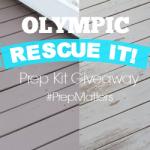 Olympic Rescue It, Prep Kit Giveaway #PrepMatters