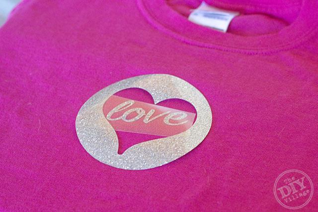Custom Valentine's Day T-Shirt