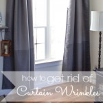 How to Get Rid of Wrinkles in Curtains – Without an Iron