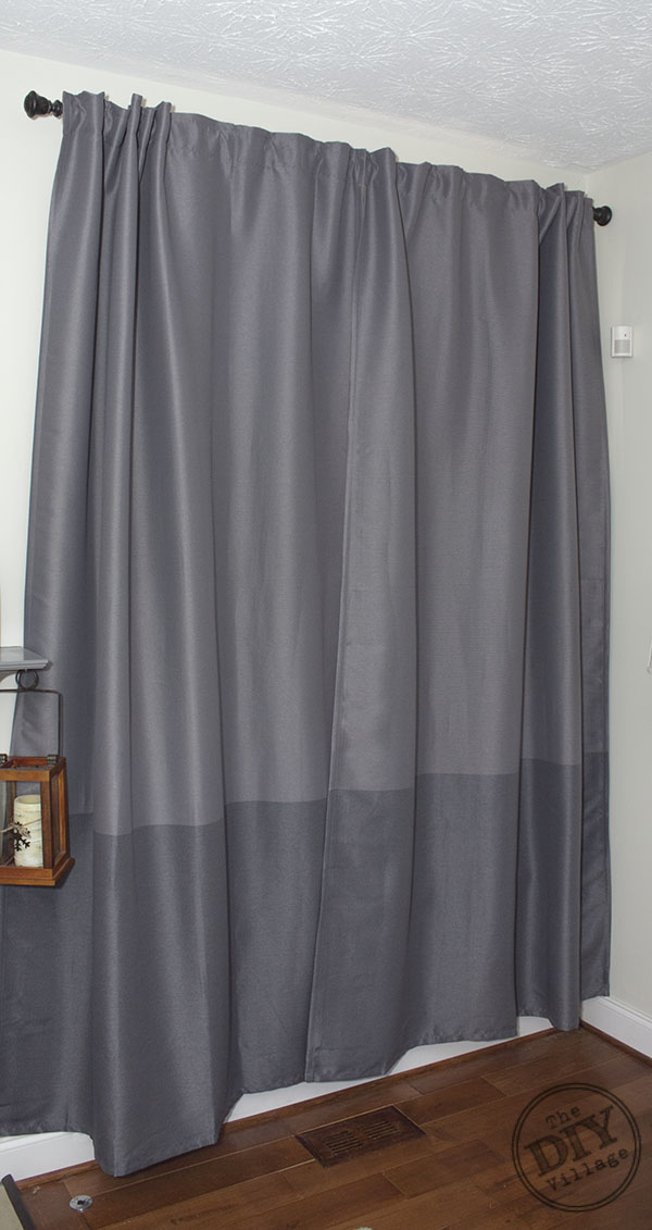 Wrinkles In Curtains Without An Iron