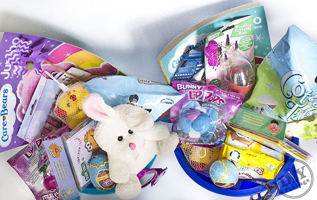 Easy toddler easter basket the diy village easy toddler easter basket for under 15 negle Gallery