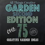 Over 75 Creative ideas for Gardening. From growing, to creating, to making. You name it we've got you covered!